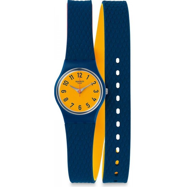 Buy Swatch Women's Watch Lady Check Me Out LN150