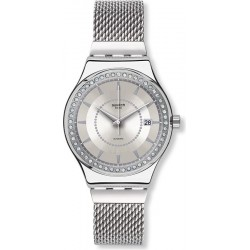 Swatch Women's Watch Irony Sistem51 Sistem Stalac Automatic YIS406G