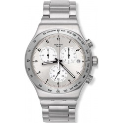 Swatch Men's Watch Irony Chrono Destination Zurich YVS433G