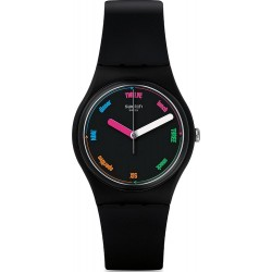 Swatch Unisex Watch Gent The Strapper GB289