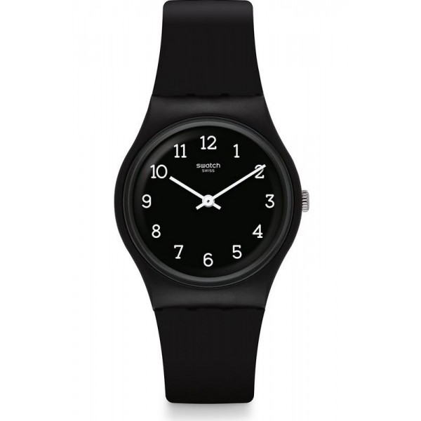 Buy Swatch Unisex Watch Gent Blackway GB301