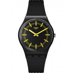 Swatch Unisex Watch Gent Giallonero GB304