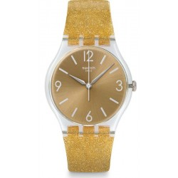 Swatch Women's Watch Gent Sunblush GE242C