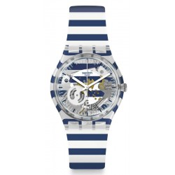 Swatch Unisex Watch Gent Just Paul GE270