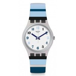 Swatch Unisex Watch Gent Night Sky GE275