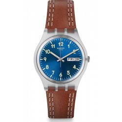 Buy Swatch Men's Watch Gent Windy Dune GE709