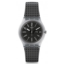 Swatch Men's Watch Gent Efficient GE712