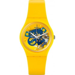 Swatch Unisex Watch Gent Four Poussin GJ136