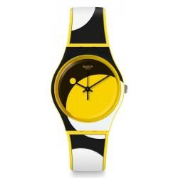Swatch Unisex Watch Gent D-Form GJ139
