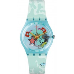 Swatch Women's Watch Gent Piscina GL121