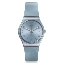 Swatch Women's Watch Gent Azulbaya GL401