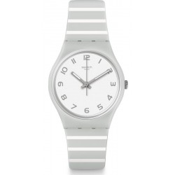 Swatch Unisex Watch Gent Grayure GM190