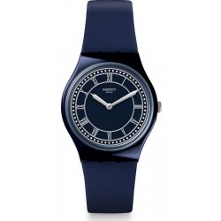 Swatch Unisex Watch Gent Blue Ben GN254