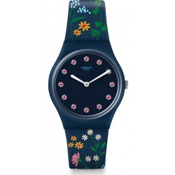 Swatch Women's Watch Gent Flower Carpet GN256