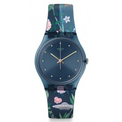 Swatch Women's Watch Gent Ovni Garden GN258