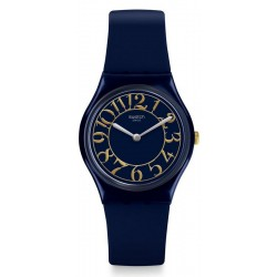 Swatch Women's Watch Gent Back In Time GN262