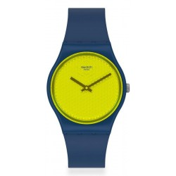 Swatch Unisex Watch Gent Yellowpusher GN266