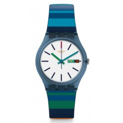 Swatch Unisex Watch Gent Color Crossing GN724