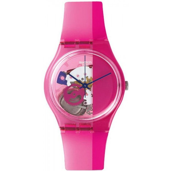 Buy Swatch Unisex Watch Gent Pinkorama GP145