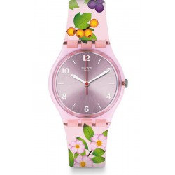 Swatch Women's Watch Gent Merry Berry GP150