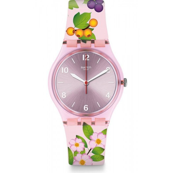 Buy Swatch Women's Watch Gent Merry Berry GP150