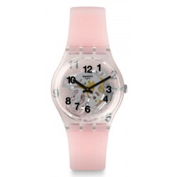 Swatch Women's Watch Gent Pink Board GP158
