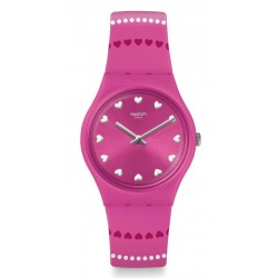 Swatch Women's Watch Gent Coeur De Manège GP160