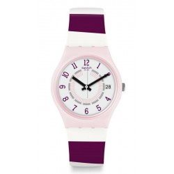 Swatch Women's Watch Gent Miss Yacht GP402