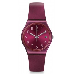 Swatch Women's Watch Gent Redbaya GR405