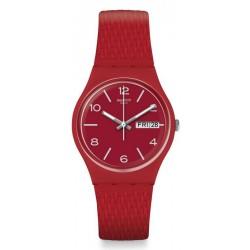 Swatch Unisex Watch Gent Lazered GR710