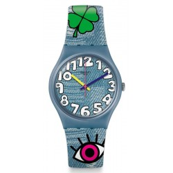 Swatch Women's Watch Gent Tacoon GS155