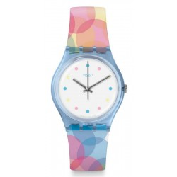 Swatch Women's Watch Gent Bordujas GS159
