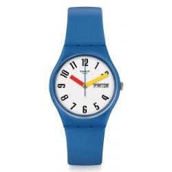 Swatch Unisex Watch Gent Sobleu GS703