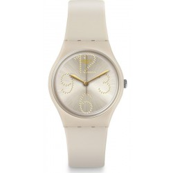 Swatch Women's Watch Gent Sheerchic GT107