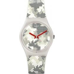 Swatch Unisex Watch Gent Pixelise Me GW180