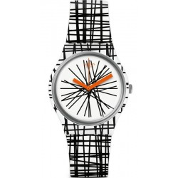 Swatch Unisex Watch Gent Lace Me GW183