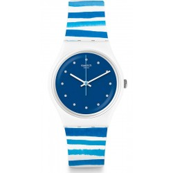 Swatch Unisex Watch Gent Sea View GW193