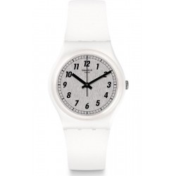 Swatch Unisex Watch Gent Something White GW194