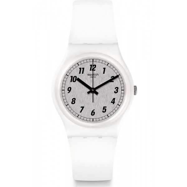 Buy Swatch Unisex Watch Gent Something White GW194
