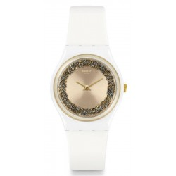 Swatch Women's Watch Gent Sparklelight GW199