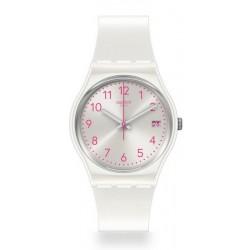 Swatch Women's Watch Gent Pearlazing GW411