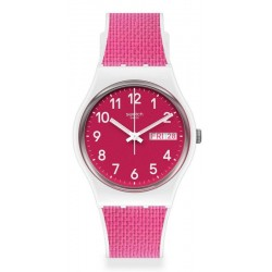 Swatch Women's Watch Gent Berry Light GW713