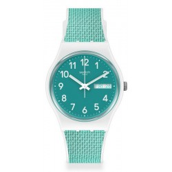 Swatch Women's Watch Gent Pool Light GW714