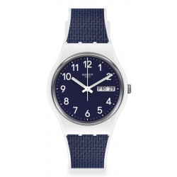 Swatch Unisex Watch Gent Navy Light GW715