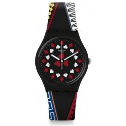 Swatch Watch 007 Casino Royale 2006 GZ340