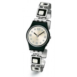 Swatch Women's Watch Lady Chessboard LB160G