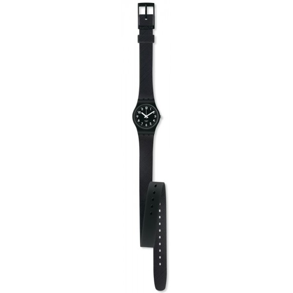 Buy Swatch Women's Watch Lady Black LB170D