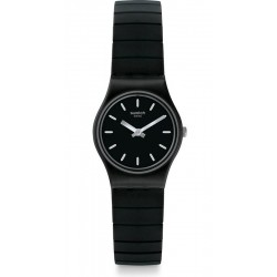 Swatch Women's Watch Lady Flexiblack S LB183B