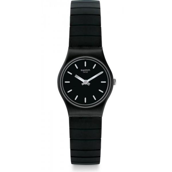 Buy Swatch Women's Watch Lady Flexiblack S LB183B