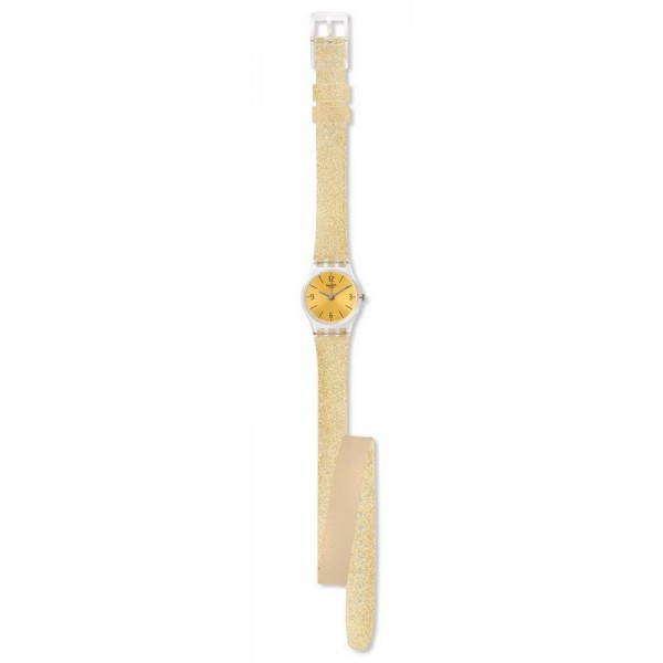 Buy Swatch Women's Watch Lady Goldendescent LK351C